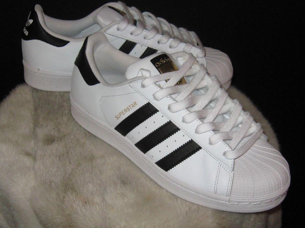 quality design ddebe bd27a Women's Adidas Originals Superstar Shelltoe Low Sz 9.5 White ...
