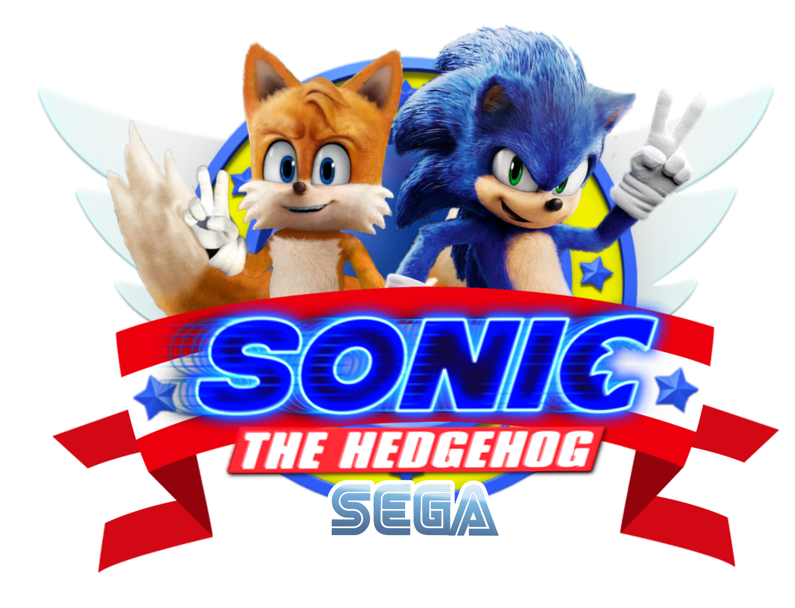 Sonic Title Movie 2 Hedgehog Movie Sonic The Movie Sonic Fan Characters