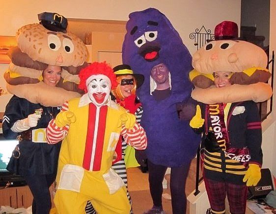 group costume ideas for work fun group halloween costume ideas - Funny Character Halloween Costumes