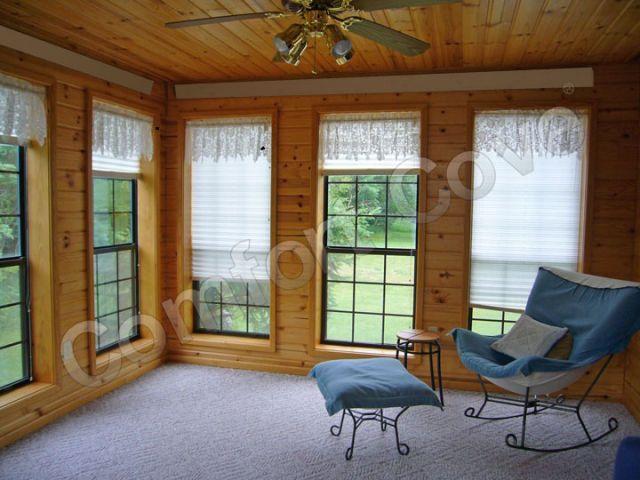 Three Season Room Radiant Cove Heater Sandalwood