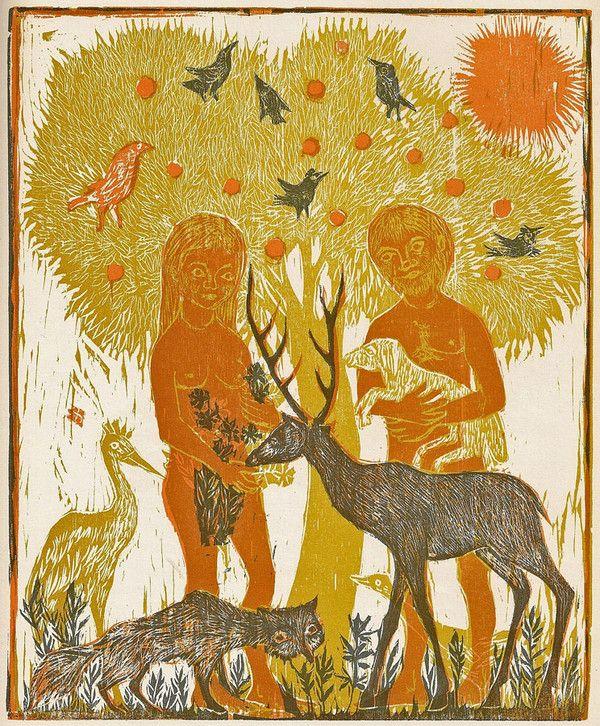 Adam Et Eve Saint Valentin : saint, valentin, Religious