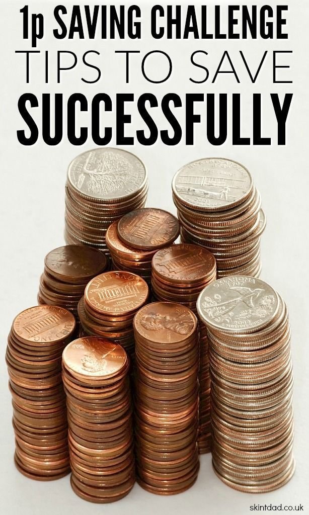 1p Saving Challenge - Tips to Save Successfully | How To ...