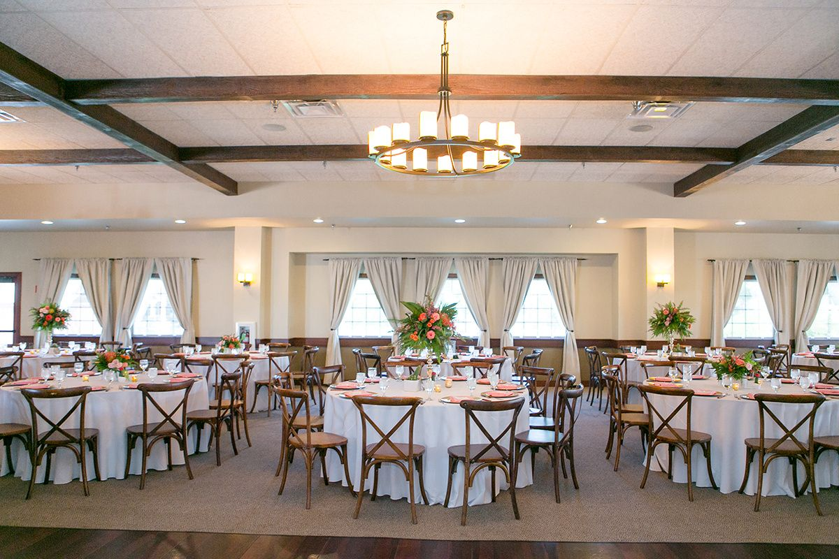 Event Pavilion Reception at Wiens Family Cellars Winery in