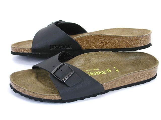 b4f958092e Birkenstock Madrid Sandals . Shoes . Orthopedic . Simple . Minimalist