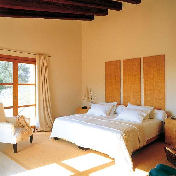 Mallorca rural | · The New Rustic · | Pinterest | Baños, Dormitorio ...