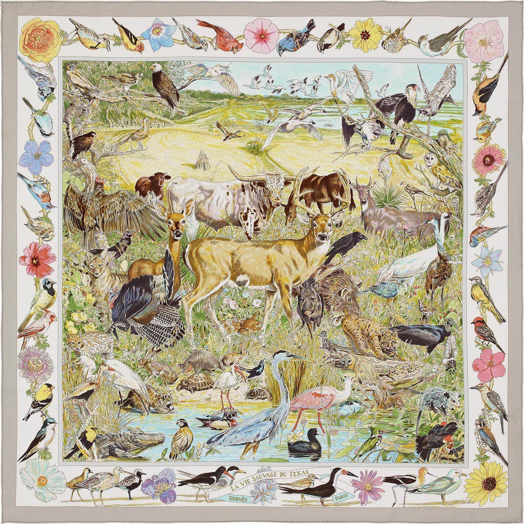 a39918e5cdf 90 x 90 cm scarf Hermès