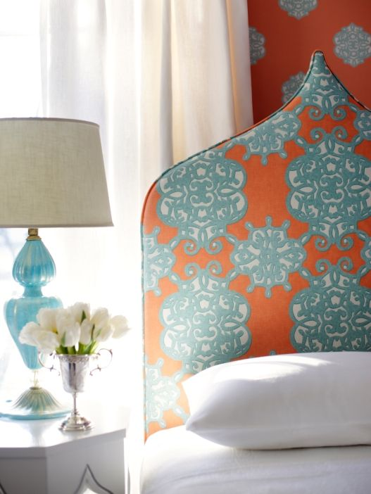 Shangri-La wallpaper line by Thibaut. | adored and pinned by Miller Paint