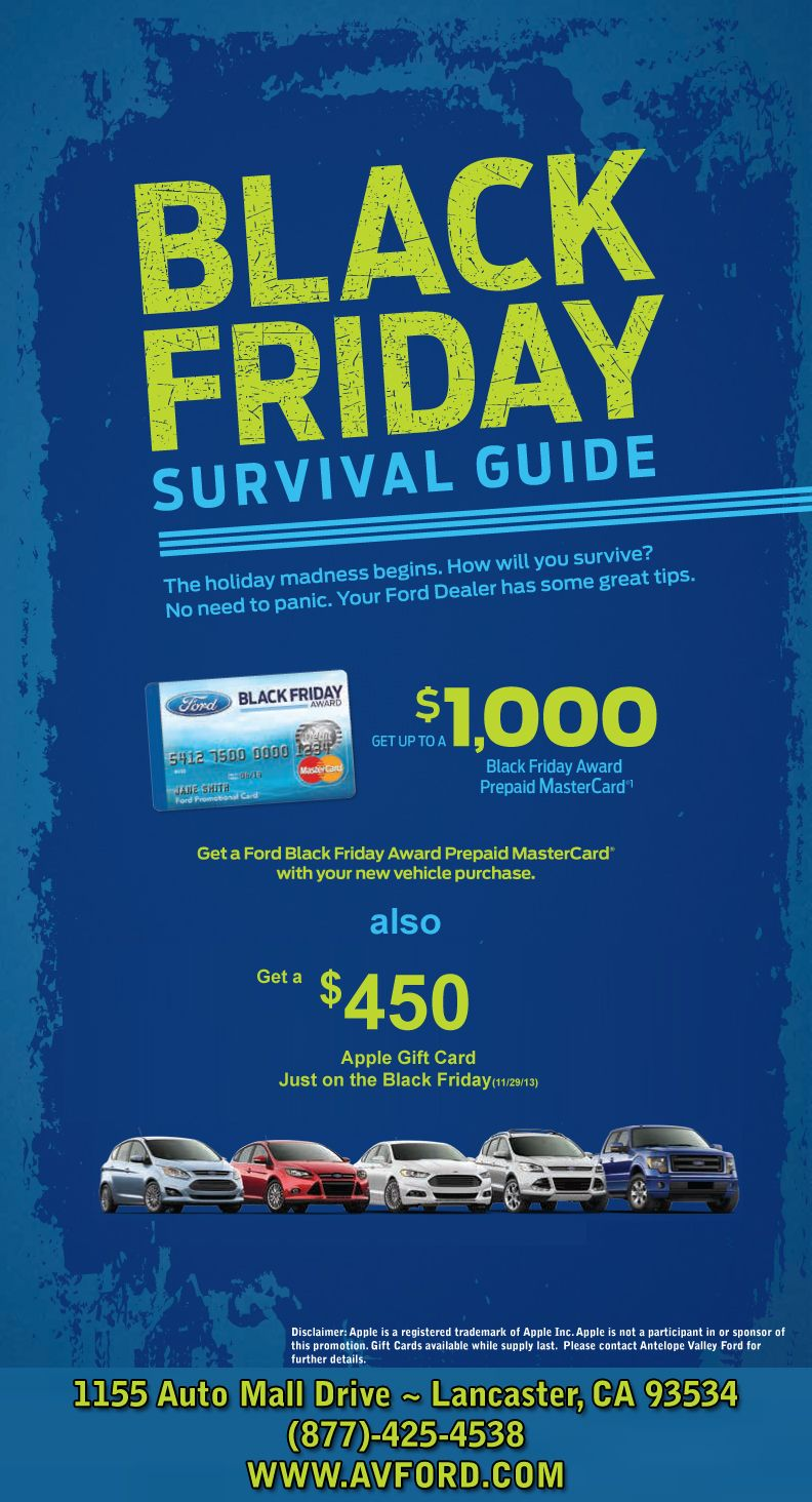 Black Friday Survival Guide! Can't wait to get my new car tomorrow ❤️!!!!