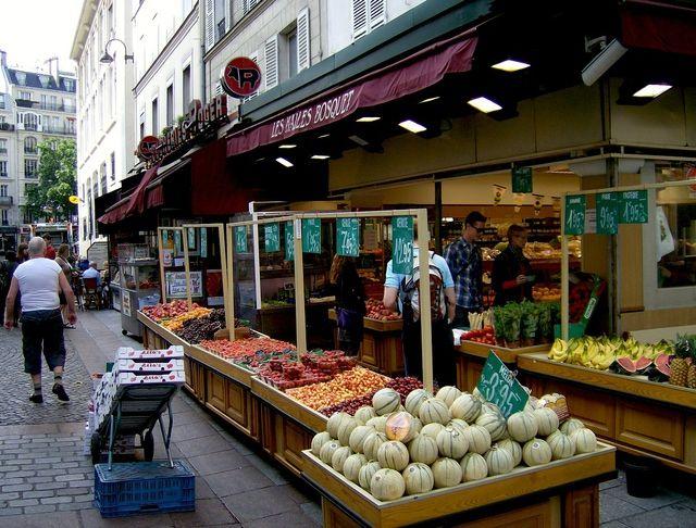 Permanent Market Streets
