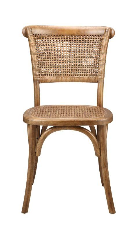 Oak Farmhouse Dining Chair Anthropologie In 2020 Farmhouse