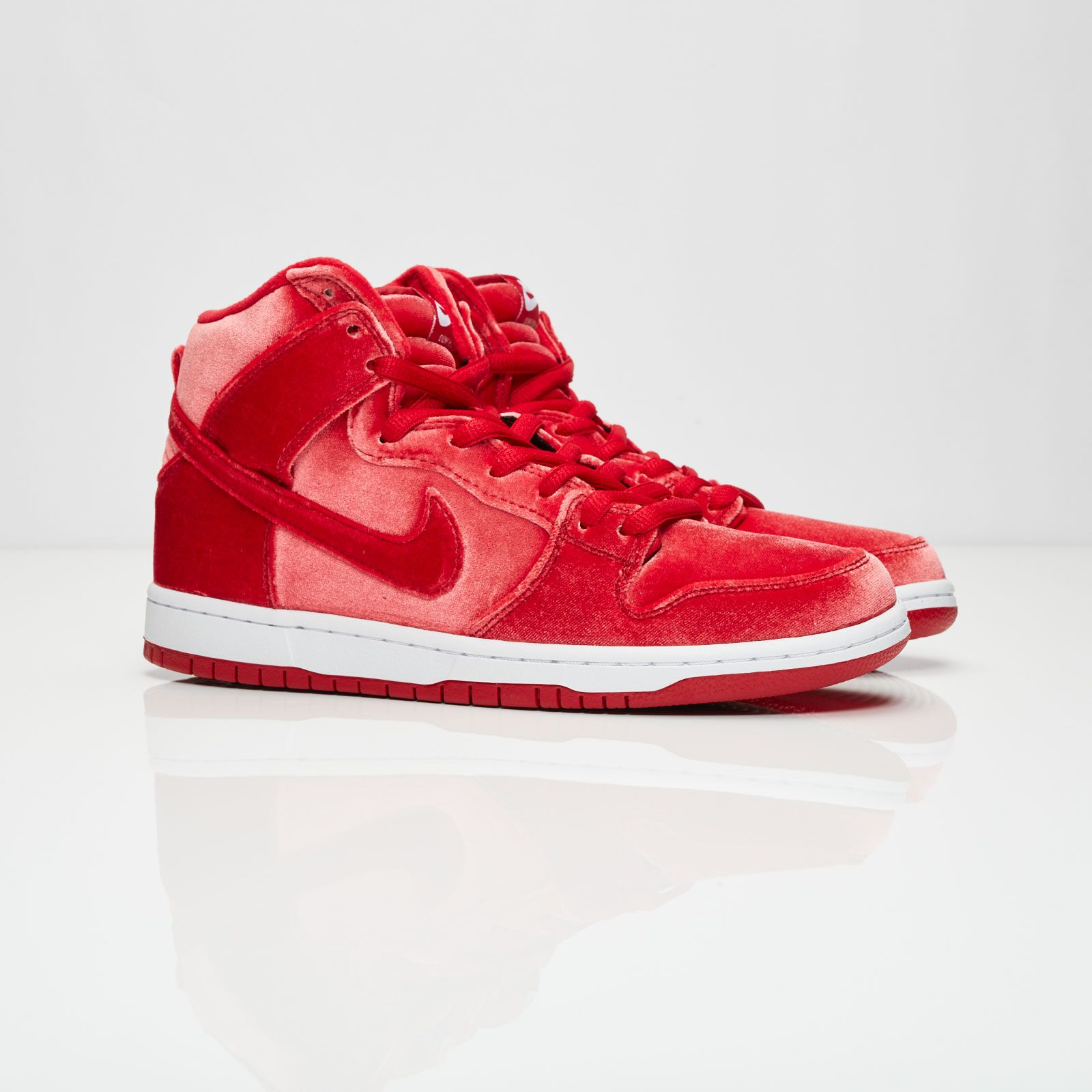 quality design e332e 884f1 nike dunk high sb red velvet | Clothing/Footwear | Nike ...