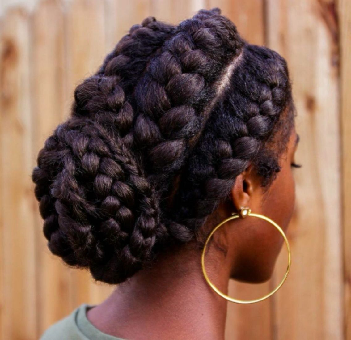 Pin by christie amobi on back to roots pinterest african braids