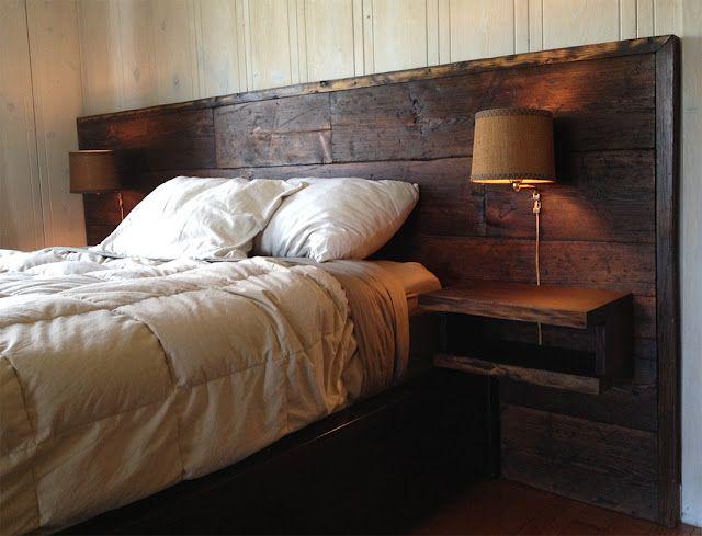 die besten 25 reclaimed headboard ideen auf pinterest altholz schlafzimmer altholz. Black Bedroom Furniture Sets. Home Design Ideas