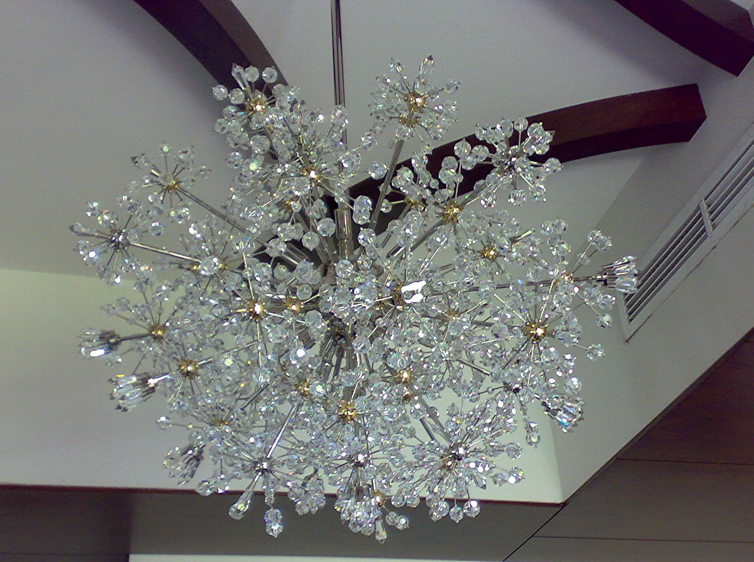 buy popular b03ef 4f64b Beautiful Swarovski crystal chandelier. Faustig Modell 65000 ...