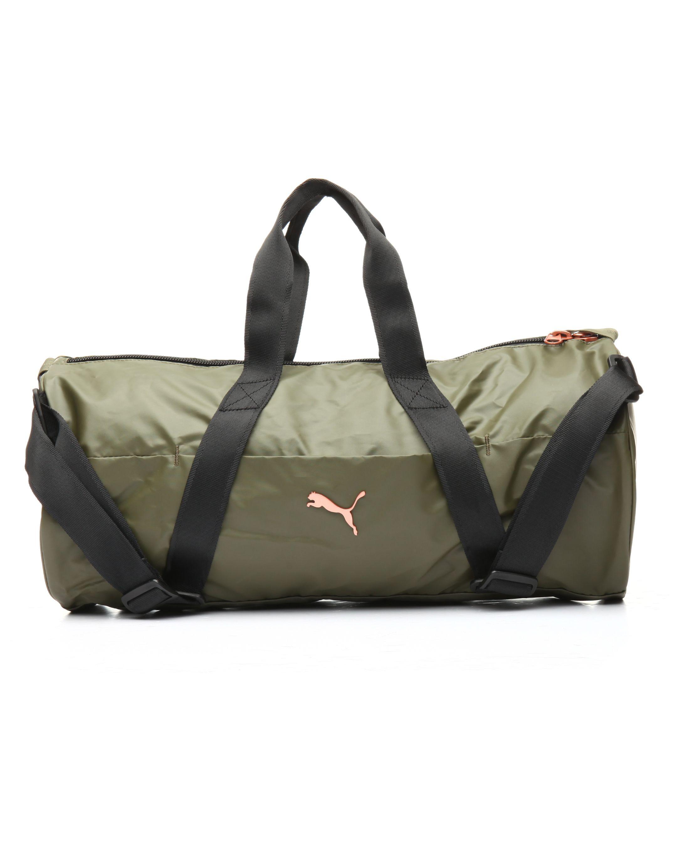5e1c08a812c Olive Green VR Combat Sports Bag Women's Bags from Puma at DrJays.com