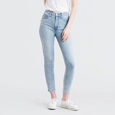 d727bc6deb4f31 Mile High Super Skinny Ankle Jeans | Full Spectrum |Levi's® Great Britain  (UK)