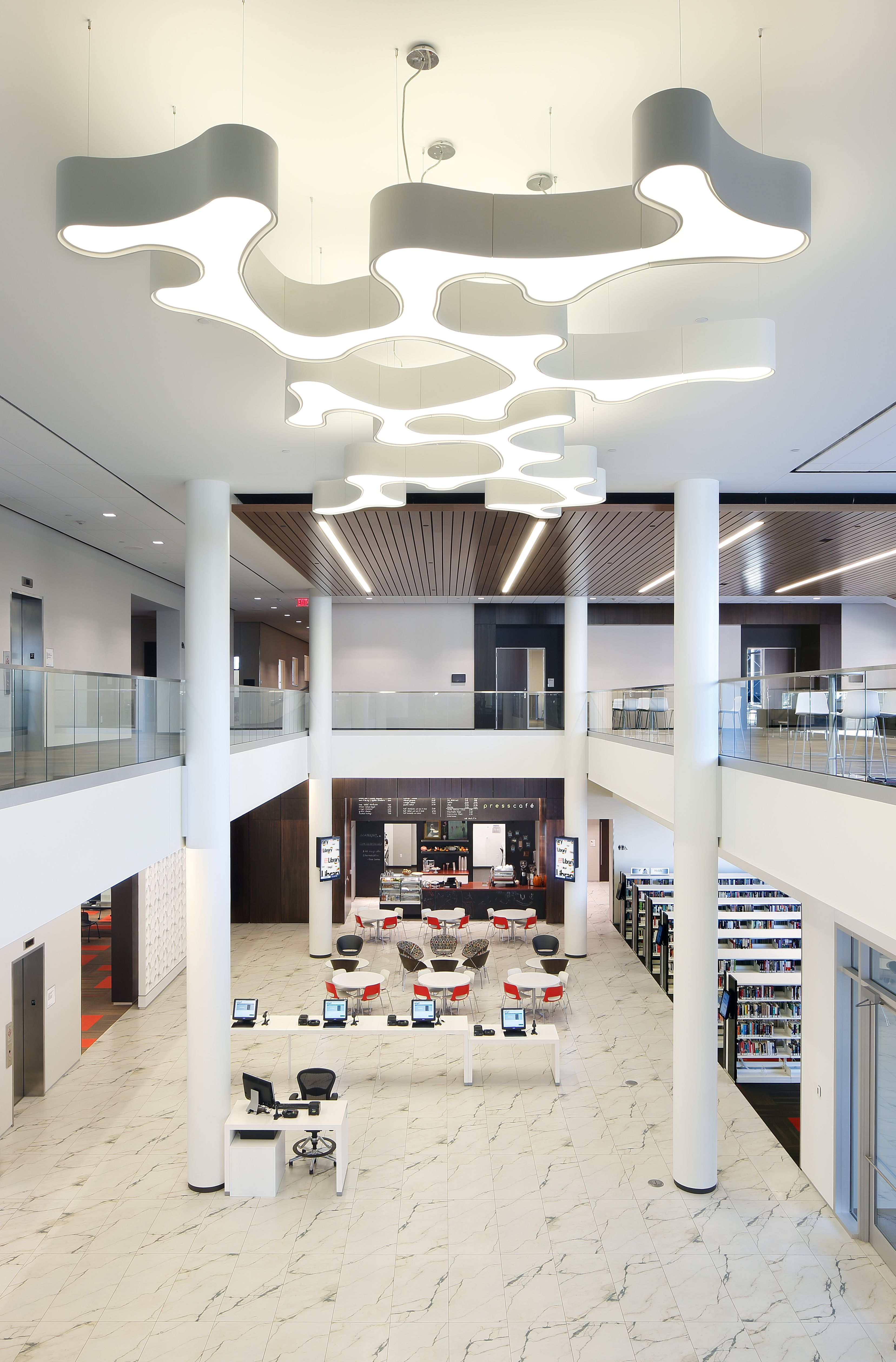 The American Institute Of Architects (Aia) Has Revealed Six Libraries