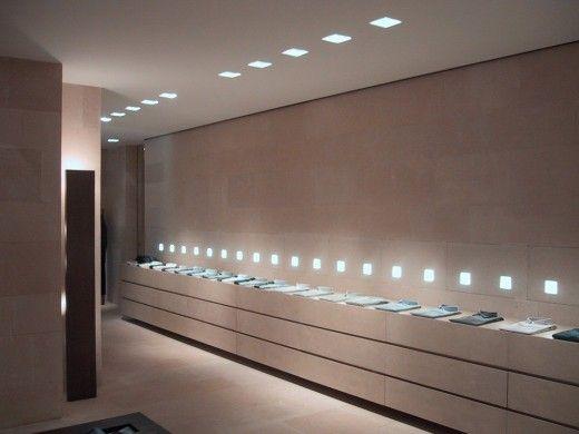 Giorgio Armani Store In Atlanta 2003 By Claudio Silvestrin