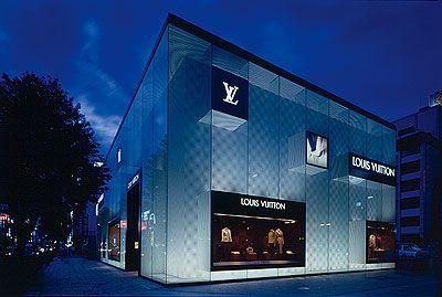Louie Vuitton Nagoya Store, Jun Aoki