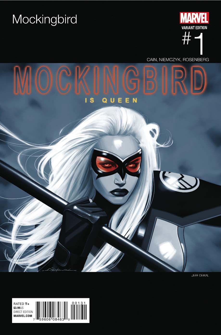 Mockingbird #1 | Comic\'s girls / chicas de los comic\'s | Pinterest