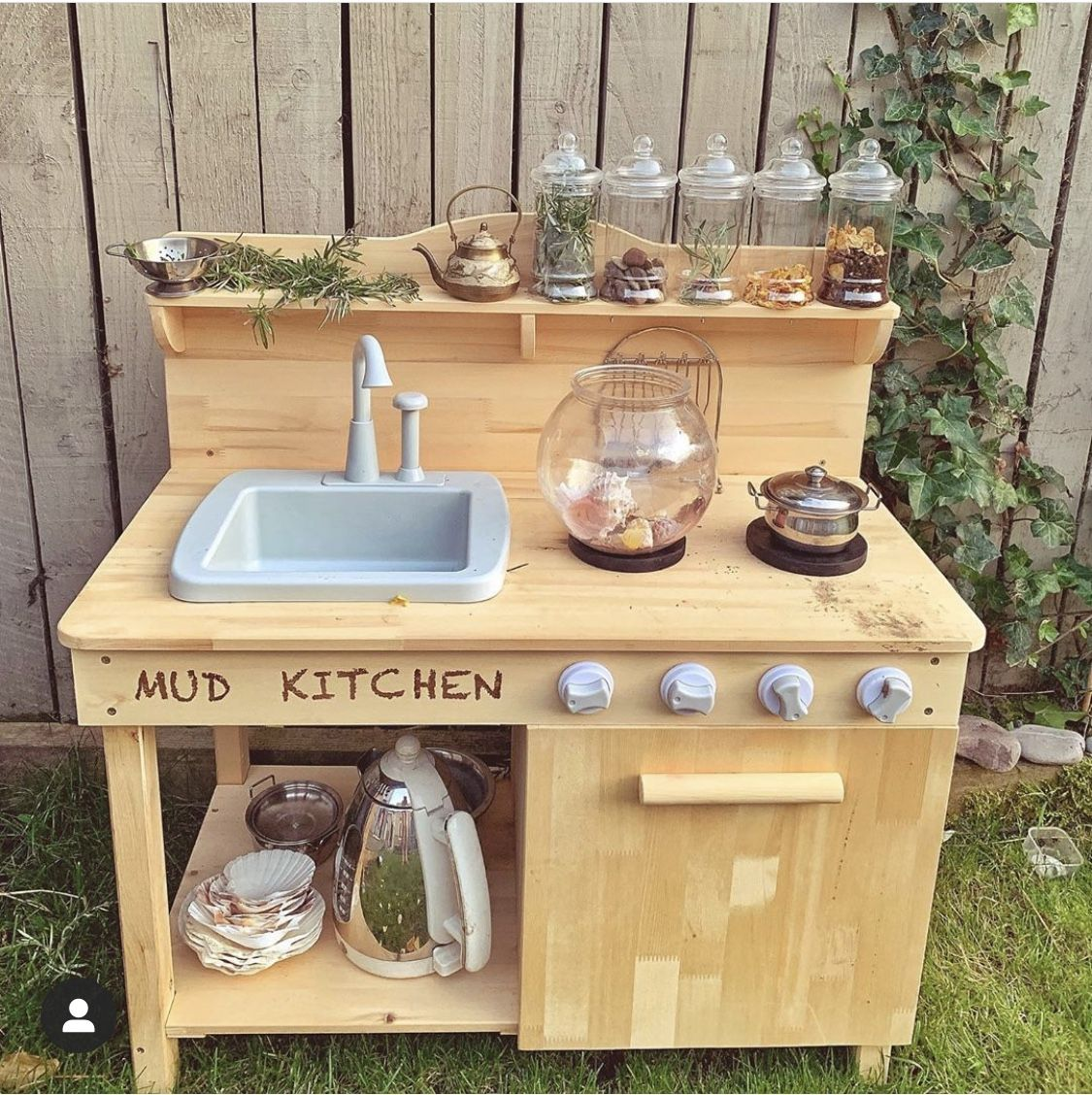 Mud Kitchen For Outdoor Learning In 2020 Mud Kitchen Outdoor Play Outdoor Learning