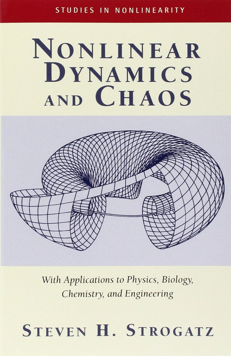 No linear dynamics and chaos in PDF format, a basic book for
