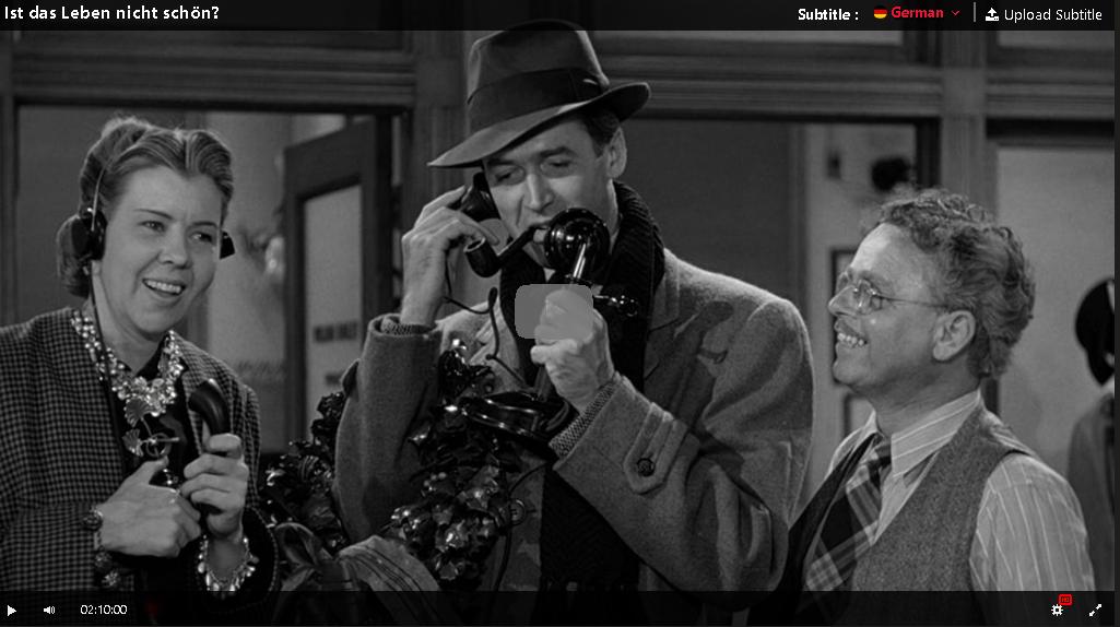 [HD] Ist das Leben nicht schön? 1946 Ganzer Film Deutsch