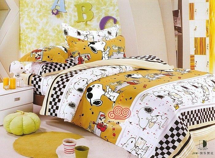 16++ Snoopy bedroom set information