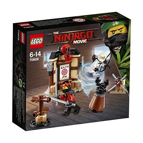 lego 70606 lego ninjago jeu de construction lentranement au spinjitzu - Jeux De Lego Ninjago Spinjitzu