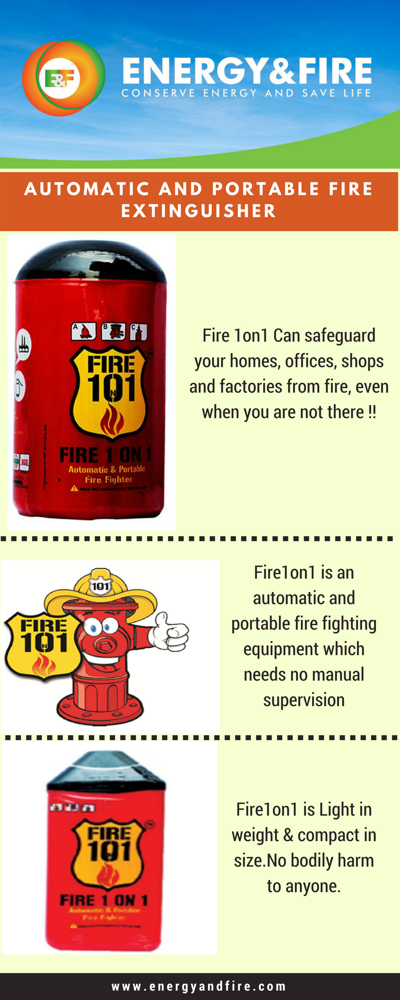 View How Automatic Fire Extinguishers