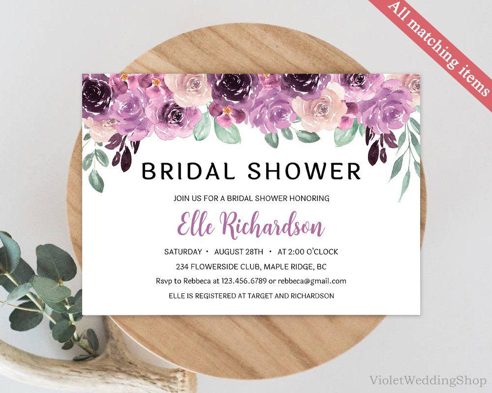 Cheap Wedding Insurance: Pin By Violeta Pironkova On Bridal Shower Invitation