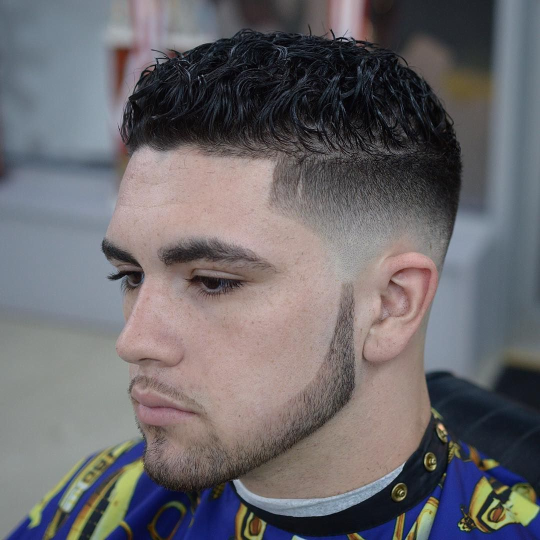 100+ Cool Short Haircuts For Men (2019 Update) | Curly ...