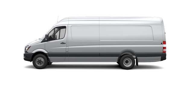 Sprinter Cargo Van 3500 High Roof 170 Wb Ext Specifications
