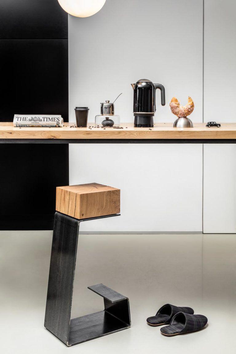 Sgabelli di design: legno e metallo per cucina | Mobili per ...