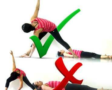 yoga for beginners common yoga mistakes to avoid