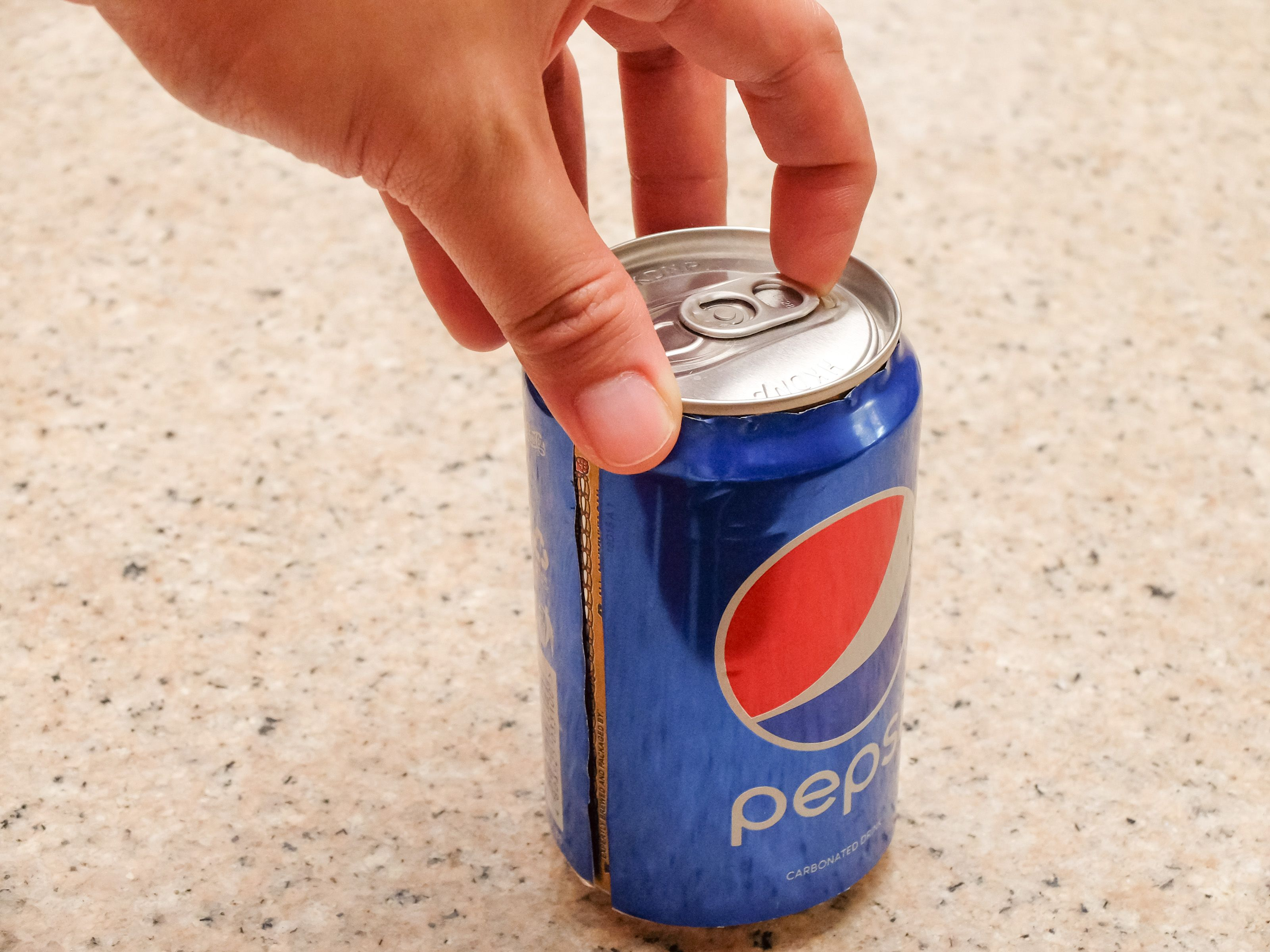 How to Disguise Your Beer Can With a Soda Can