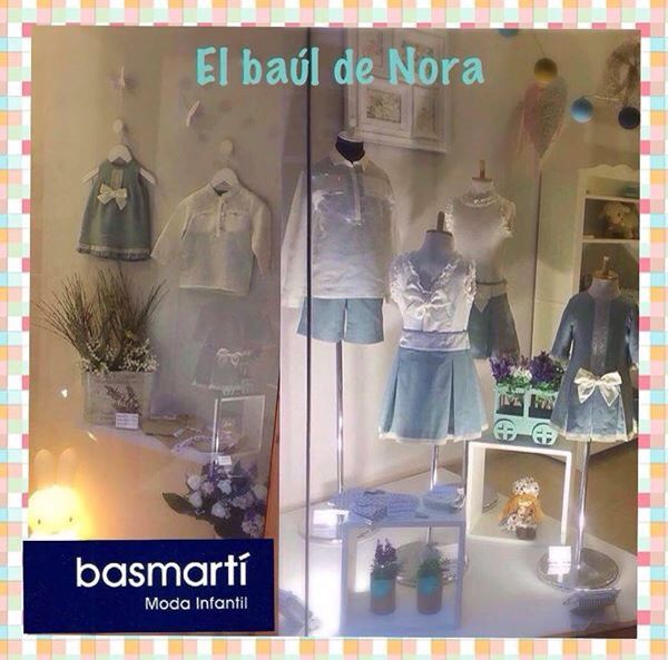 Verano 2016 #escaparates #basmarti