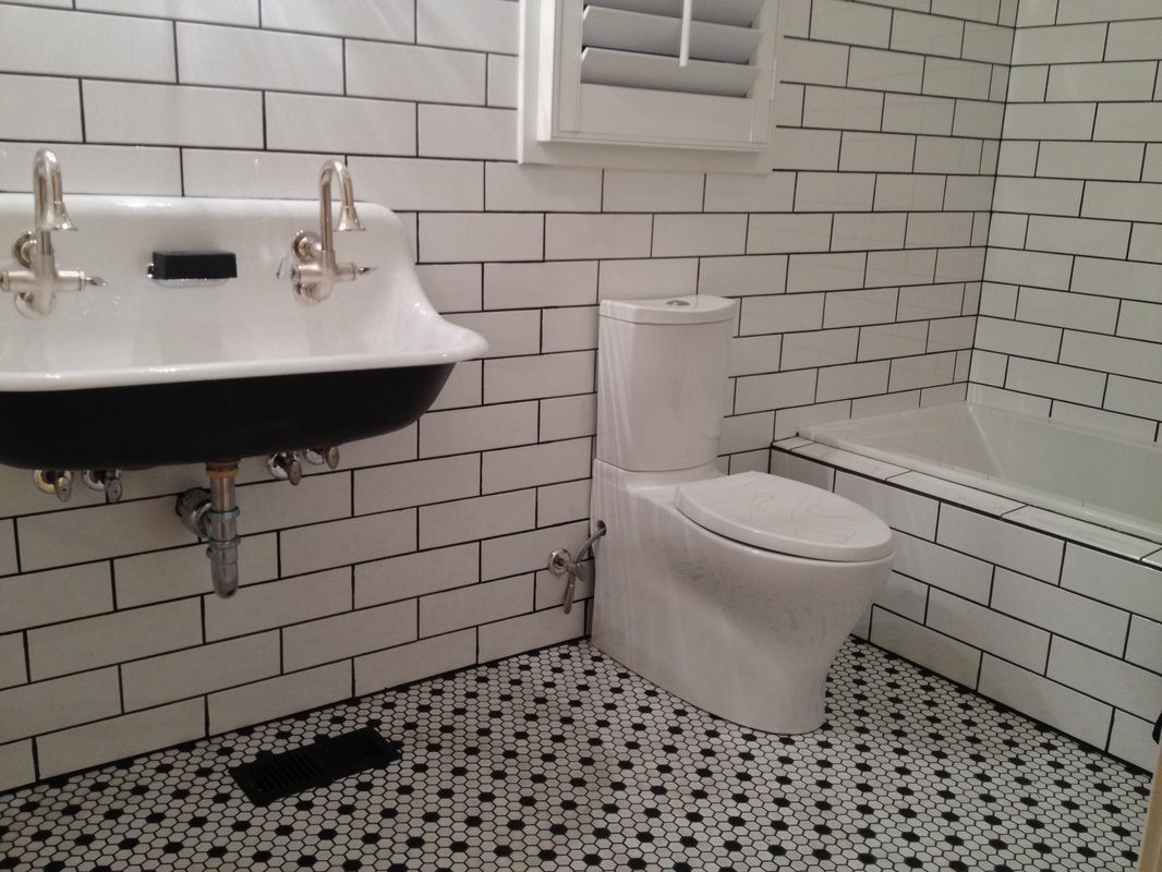 bathroom extraordinary small white hexagon tile flooring combined