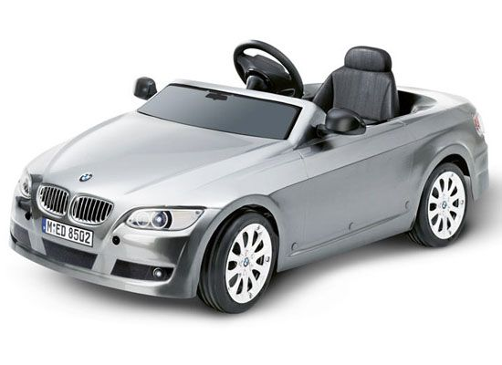 yep i think they will like this bmw 3 series convertible car for kids
