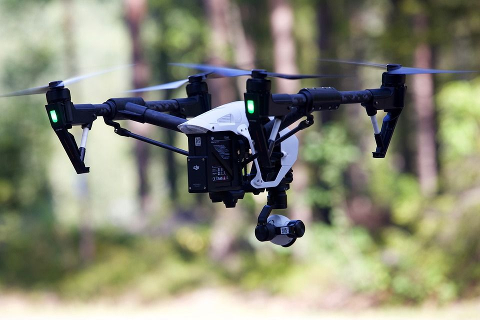 Commercial Drones Market : Rising Demand for High Quality