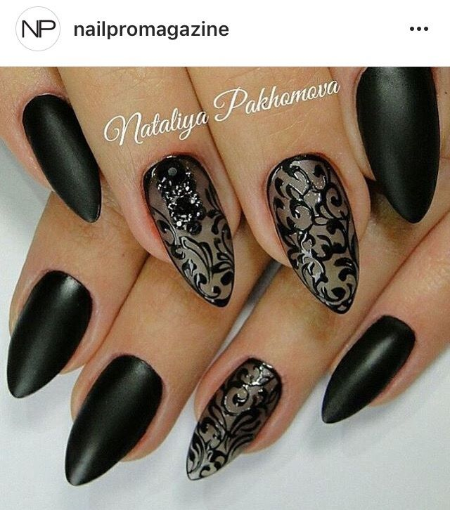 Pin by Naziah Islam on Love Nails | Pinterest