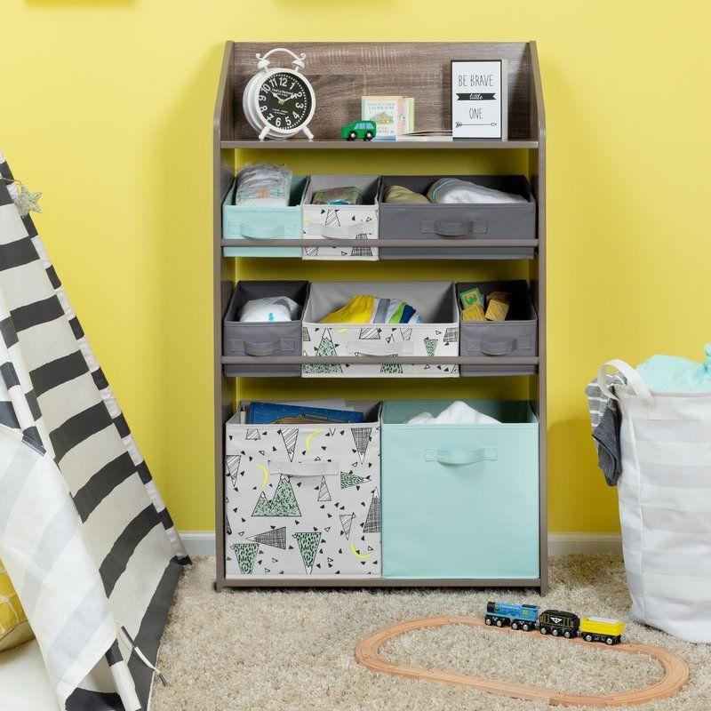 Honey Can Do Kids Storage Unit Toy Organizer Reviews Wayfair