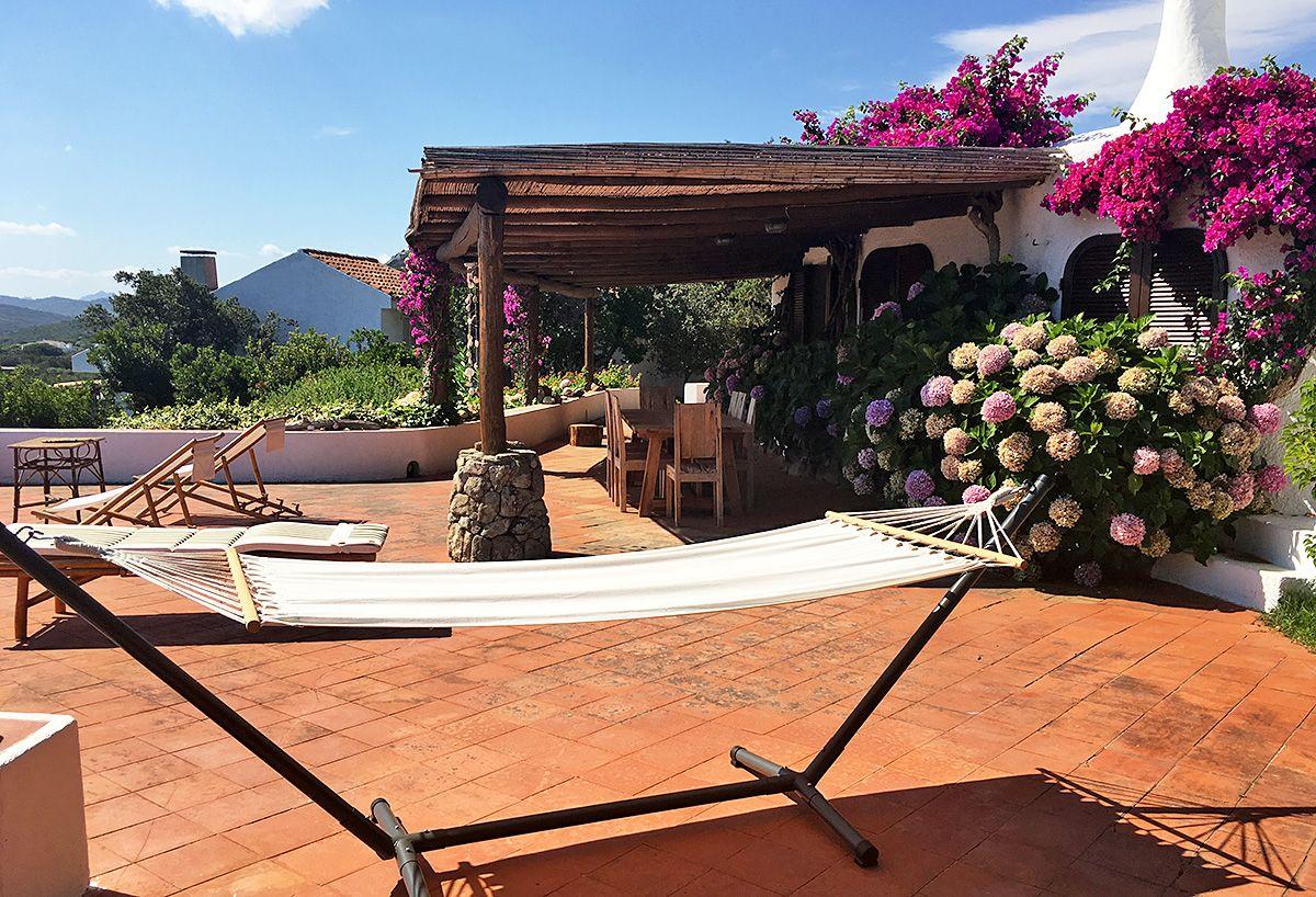 Tetto di Stelle in Porto Rafael, Sardinia Characterful villa with superb sea views. Sleeps 6