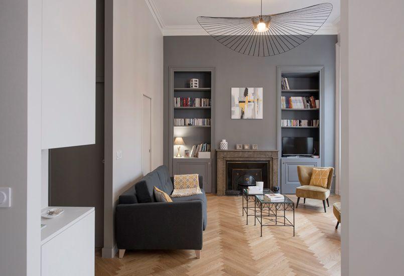 Double jeu décoration rénovation appartement bureau lyon