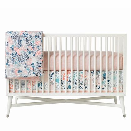 Dwell Studio Meadow Bedding With Images Cribs Nursery