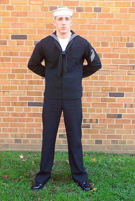 Navy Authentic Uniform