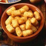 Tator Tots in Air Fryer #airfryerrecipes