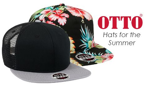 New Otto Cap Snapback, Dad Hats & More for the Summer from NYFifth
