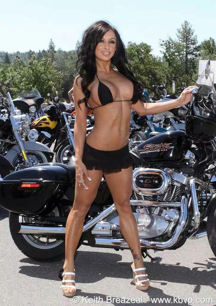 Hot biker girl pics