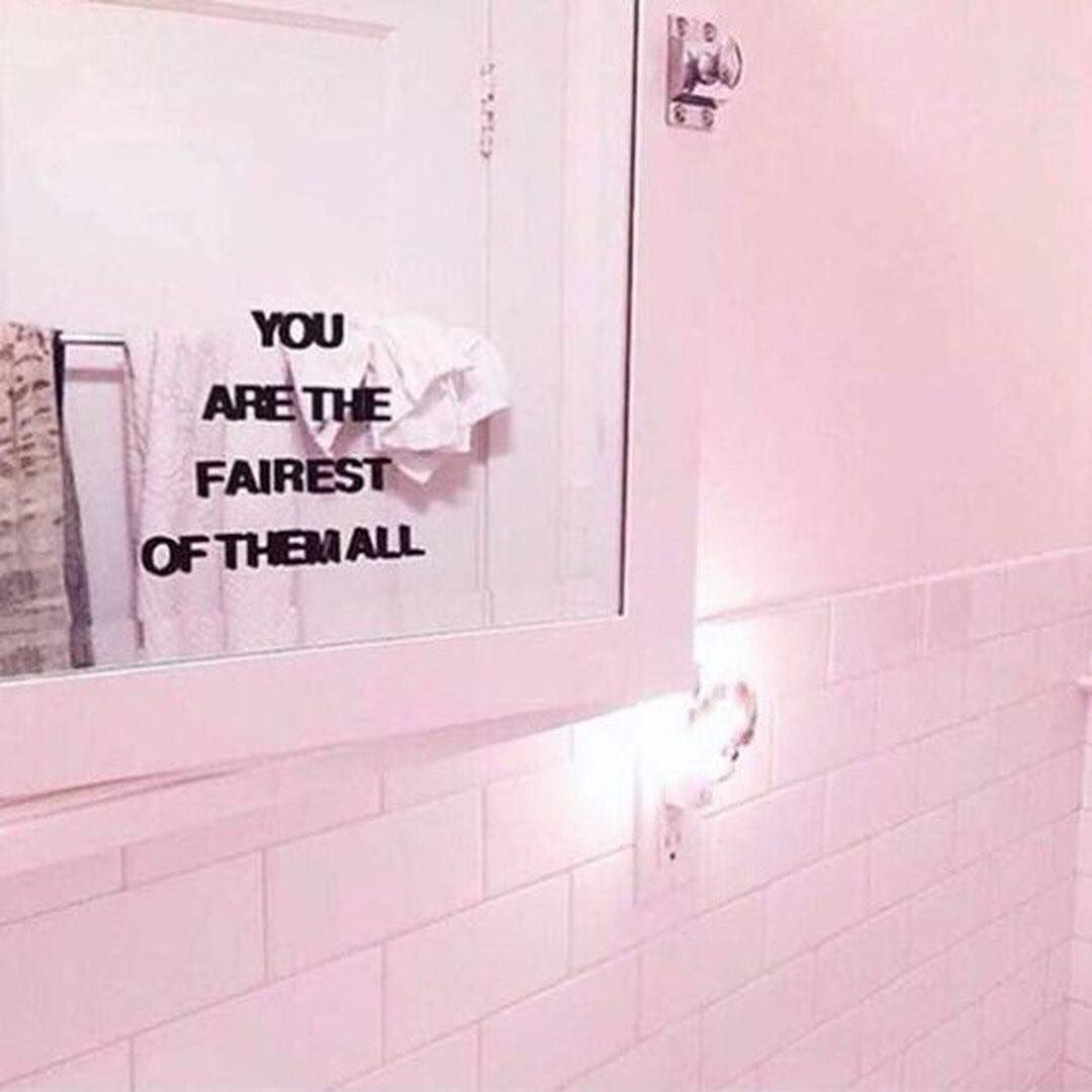 You Are The Fairest Mirror Quote